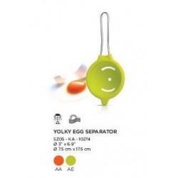 Séparateur d'œuf vert