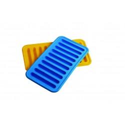 Bâtons set bleu/jaunes